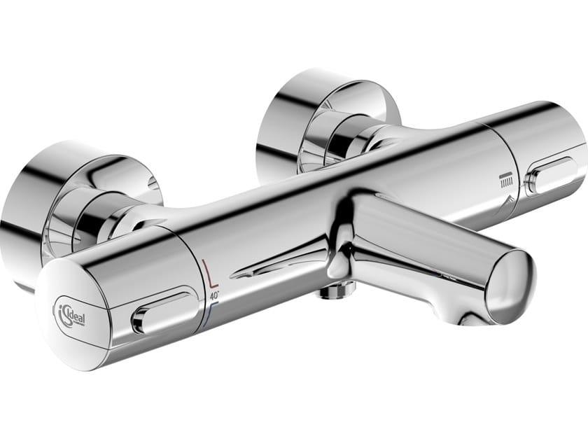 External thermostatic bathtub mixer CERATHERM 100 - A4623AA by Ideal Standard