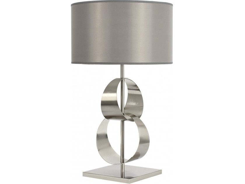 Metal table lamp CERCLEE METAL by Flam & Luce