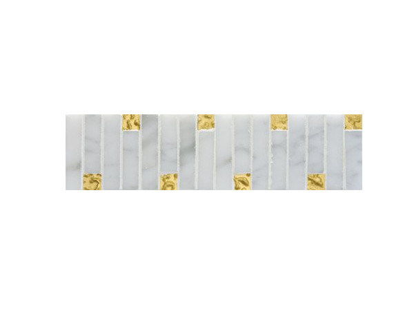 Marble mosaic CERVINO by FRIUL MOSAIC