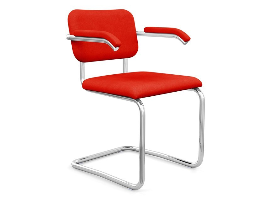 Cesca Chair By Knoll Design Marcel Breuer