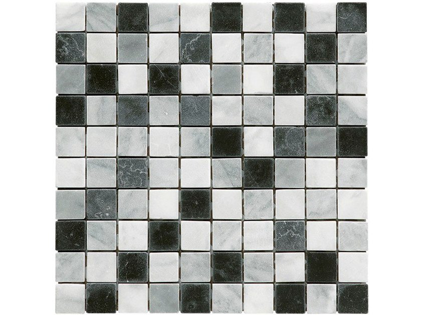 Marble mosaic CESENA by BOXER