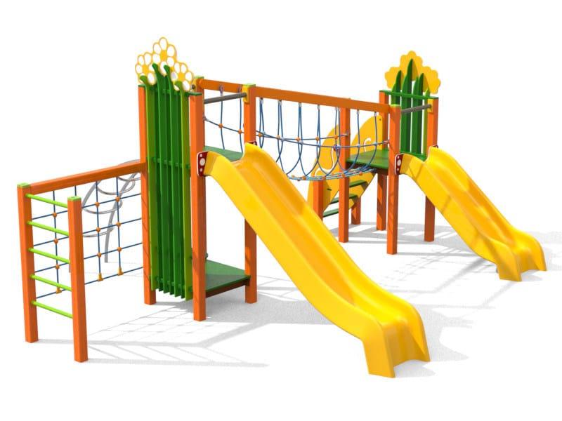 Play structure CESPUGLIO by Stileurbano