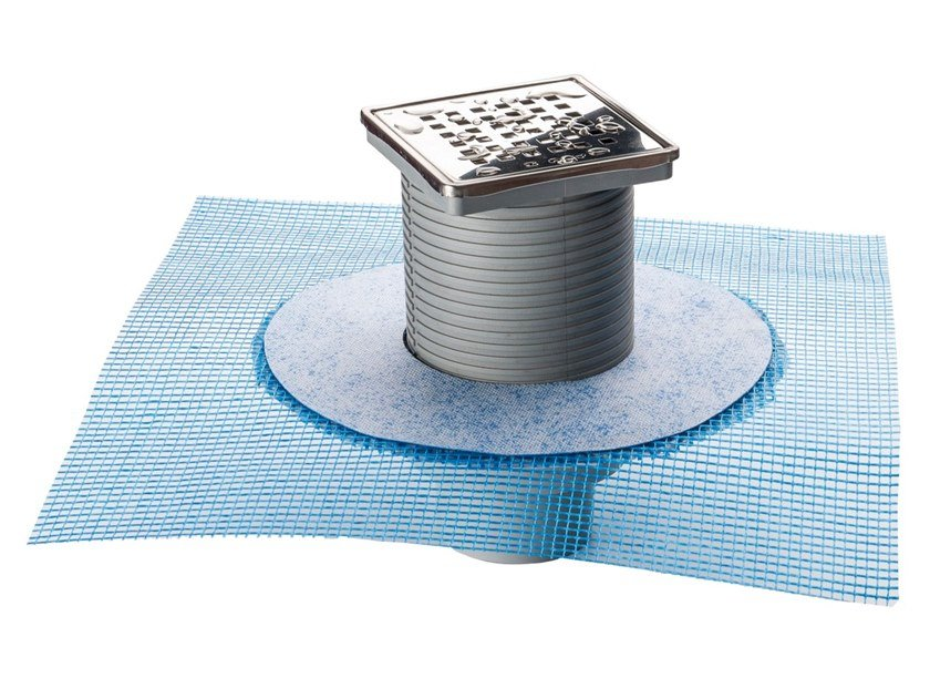 Manhole cover and grille for plumbing and drainage system CHABSR15IN by First Corporation
