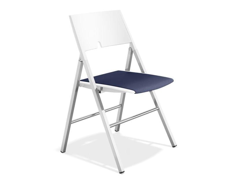 Folding plastic chair AXA 1035/00 by Casala
