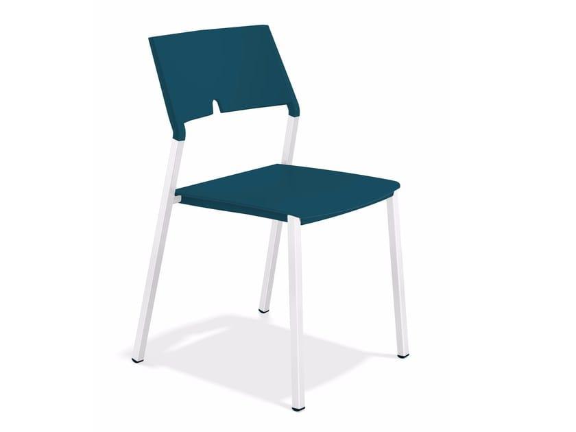 Stuhl aus Kunststoff AXA III 1055/00/02 by Casala