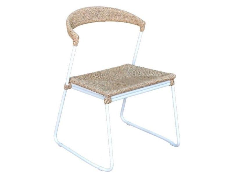 Aluminium garden chair SOFIA | Chair by cbdesign