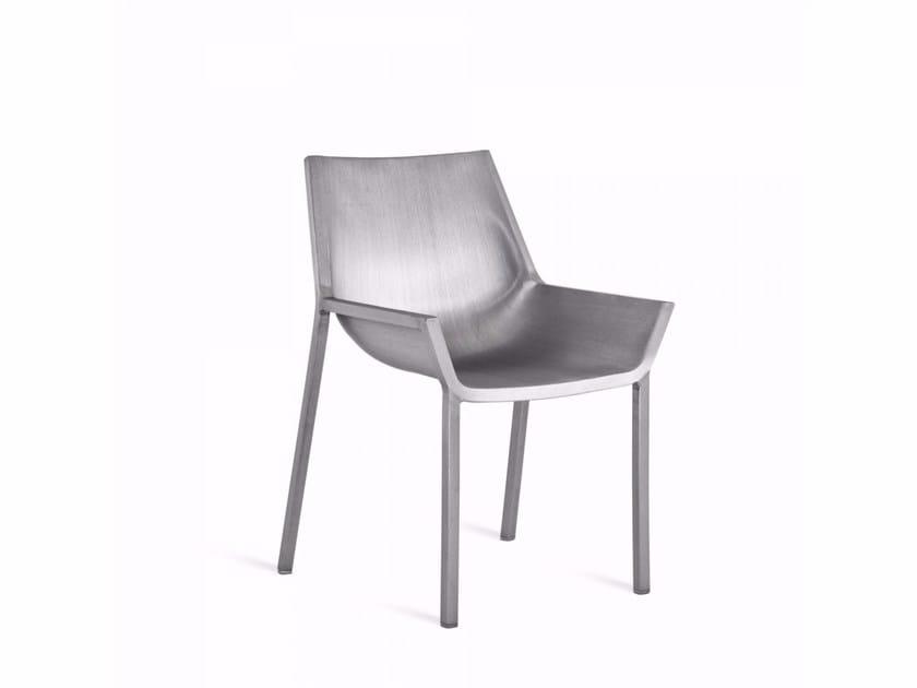 Sedia in alluminio SEZZ | Sedia by Emeco