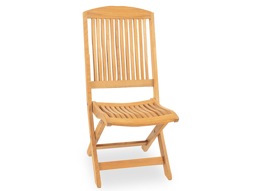 Recliner teak garden chair BURNHAM | Chair by Indian Ocean