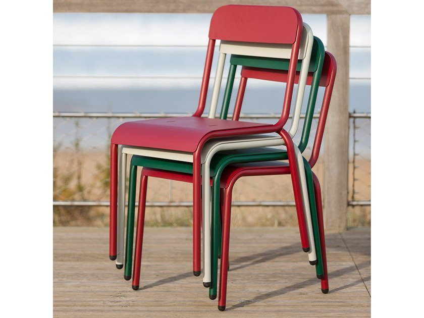 Stackable chair RIMINI | Chair by iSimar