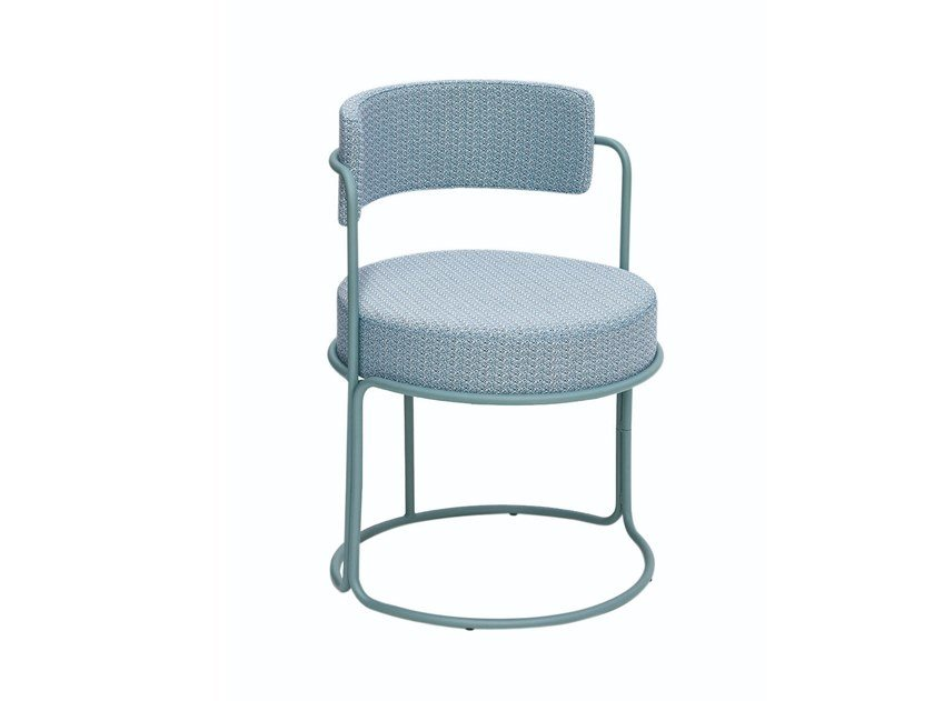 Upholstered chair PARADISO | Chair by iSimar