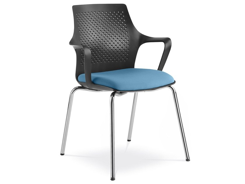Chair with armrests TARA | Chair by LD Seating