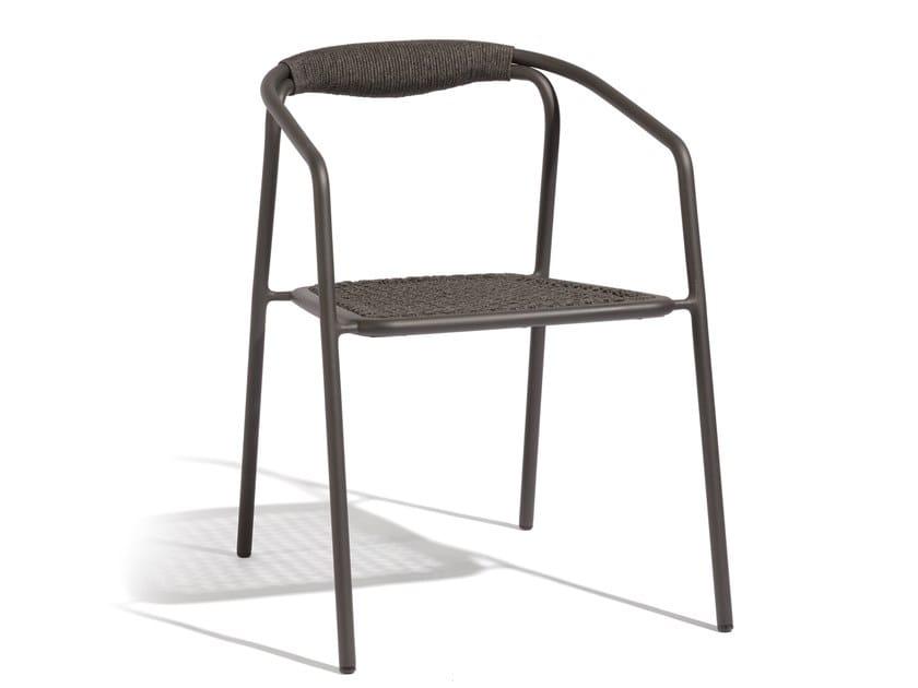 DUO   Stuhl Kollektion Duo By MANUTTI Design Koen Van Extergem