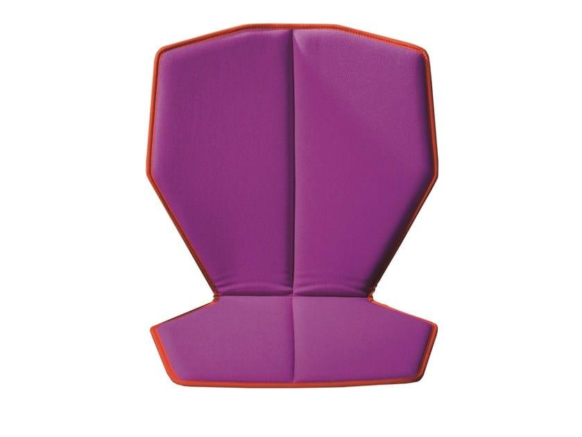 Fabric chair cushion CHAIR_ONE   Cushion by Magis