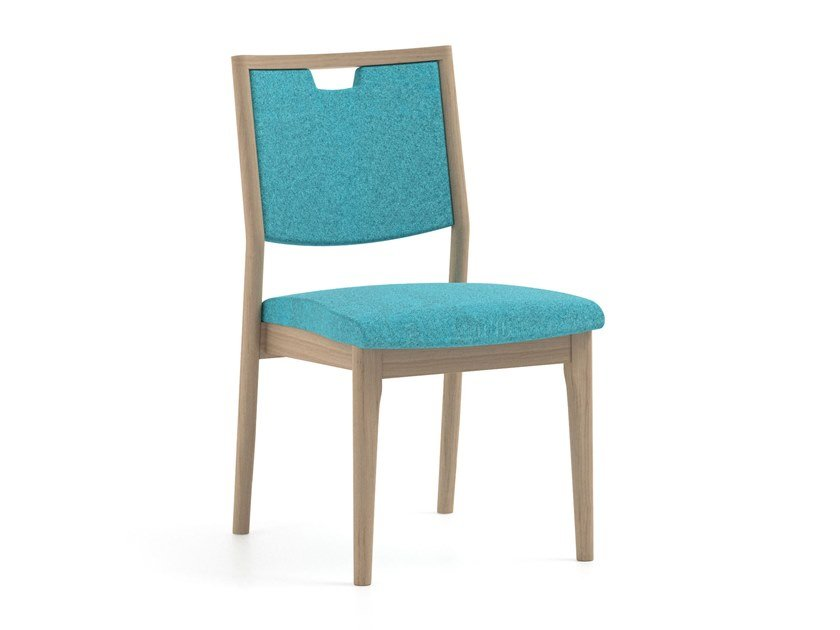 Fabric chair BEPI | HEALTH & CARE | Chair by PIAVAL