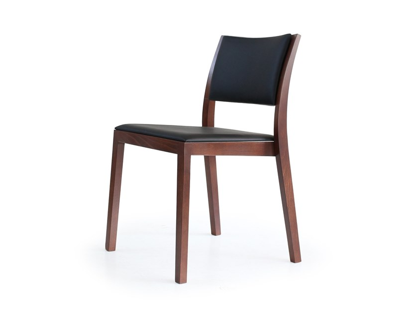 Upholstered solid wood chair BONNIE 380   Chair by rosconi