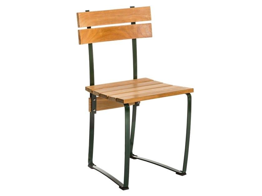 Teak chair KERTEMINDE | Chair by Skargaarden