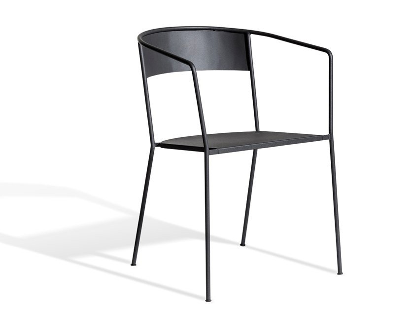 Chair with armrests ARHOLMA | Chair by Skargaarden