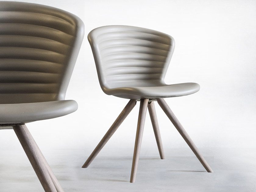 Trestle-based polyurethane chair MARSHMALLOW | Polyurethane chair by Tonon & MARSHMALLOW | Polyurethane chair Marshmallow Collection By Tonon ...