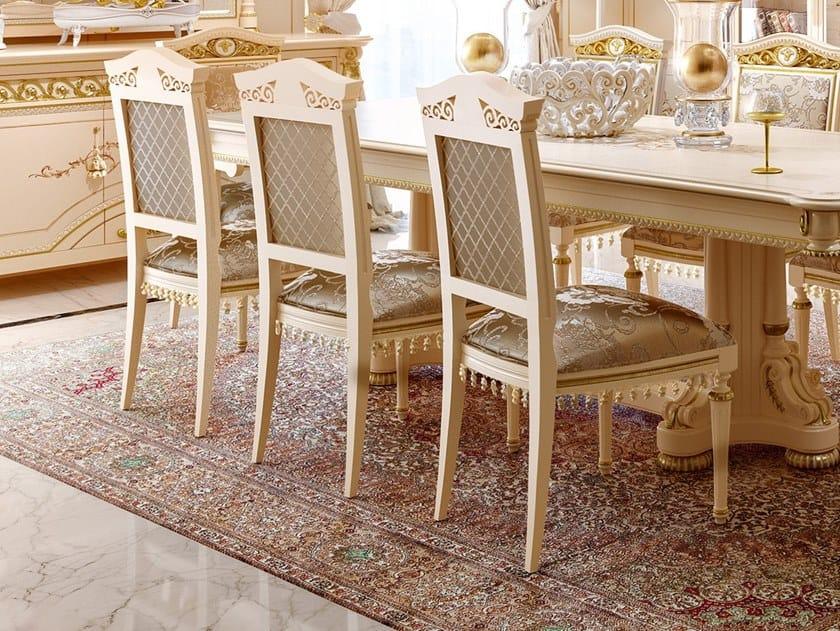 Lacquered chair LUIGI XVI | Chair by Valderamobili