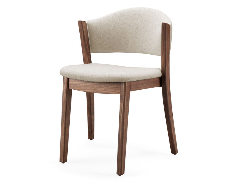 Stackable fabric chair CARAVELA | Chair by Wewood