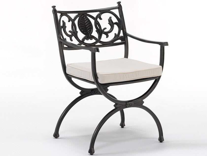 Garden chair with armrests ARTEMIS | Chair with armrests by Oxley's Furniture