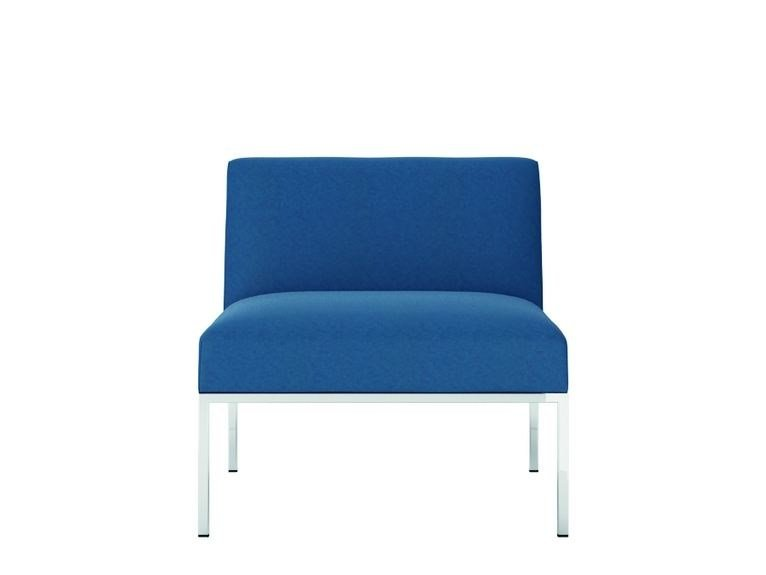 Reception chair with linking device ASTRO | Chair with linking device by Quadrifoglio