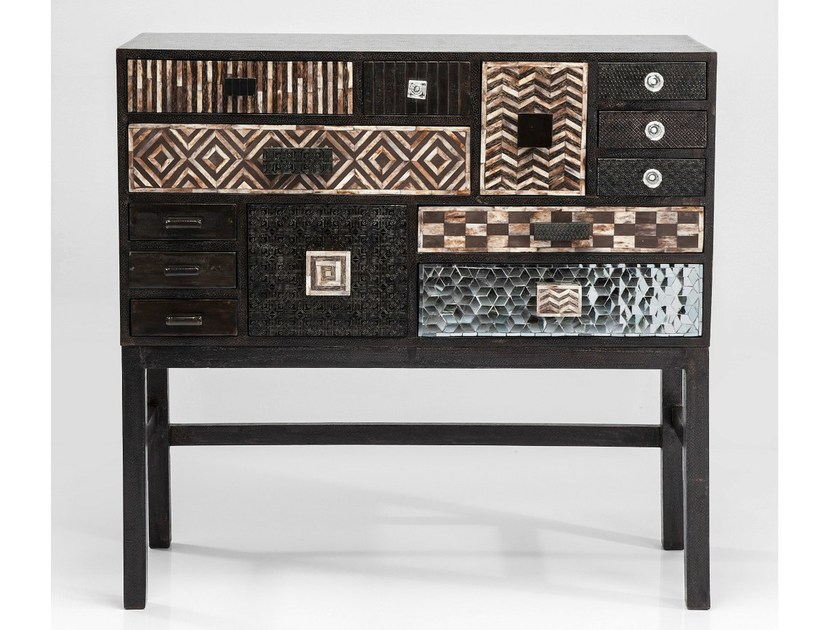 Sideboard with drawers CHALET COPPER | Sideboard by KARE-DESIGN