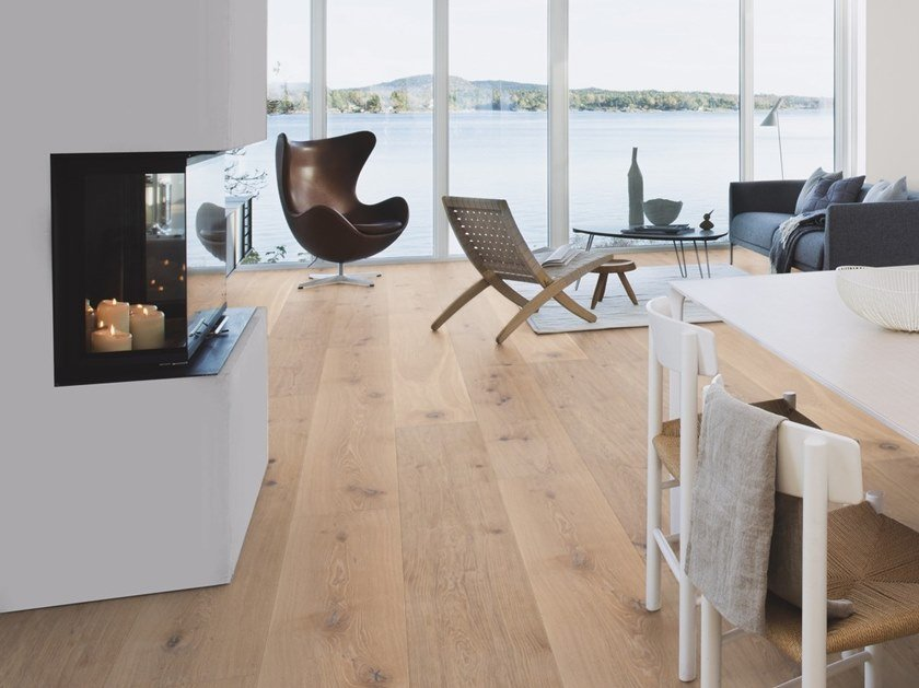 Parquet 3 strati in rovere CHALET ROVERE CORAL by BOEN