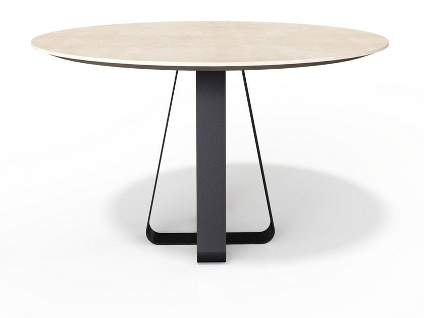 Round dining table CHALOTA by HMD INTERIORS