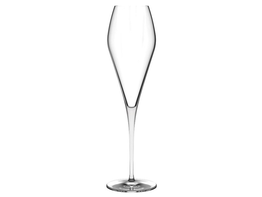 Set of 2 Champagne Glasses FANTASY | Champagne glass by NUDE