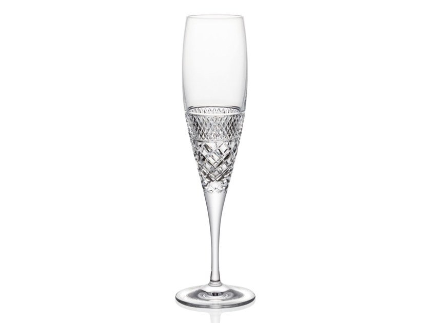 Crystal champagne glass CHARLES IV   Champagne glass by Rückl