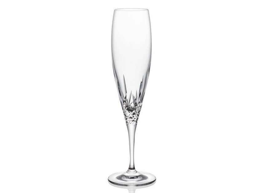 Crystal champagne glass MARIA THERESA | Champagne glass by Rückl