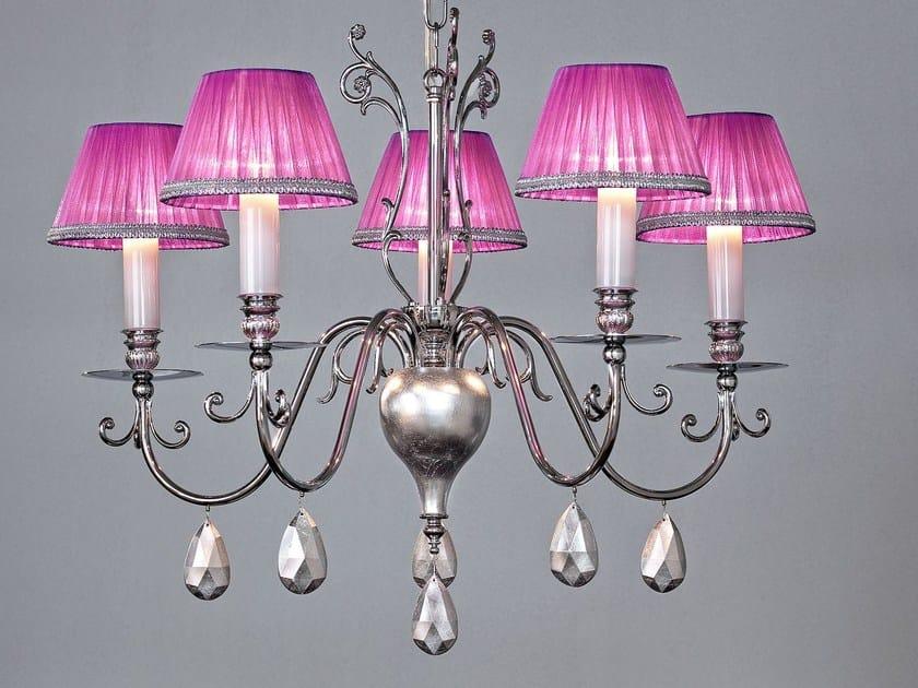 Lampadario a luce diretta in metallo BELLE EPOKE | Lampadario by Masiero