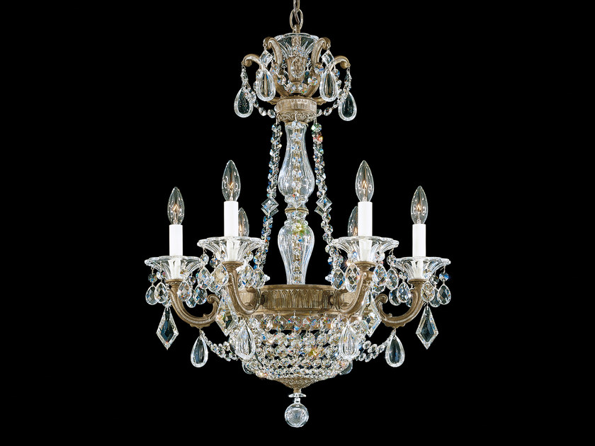La scala empire chandelier la scala empire collection by schonbek chandelier with swarovski crystals la scala empire chandelier by schonbek aloadofball Choice Image