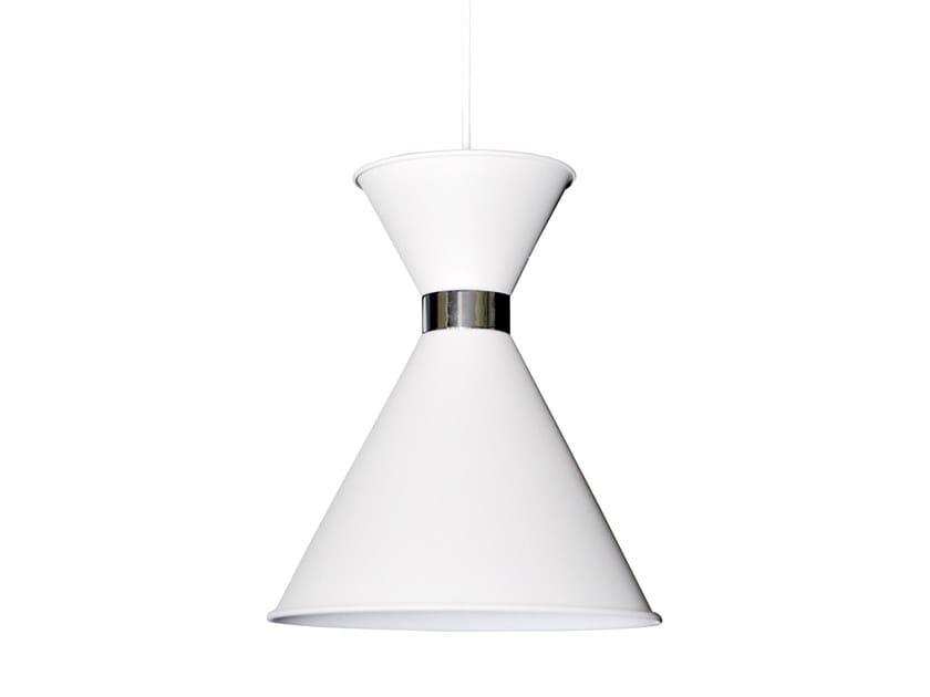 Pendant lamp CHANNEL PENDANT LIGHT by Valaisin Grönlund