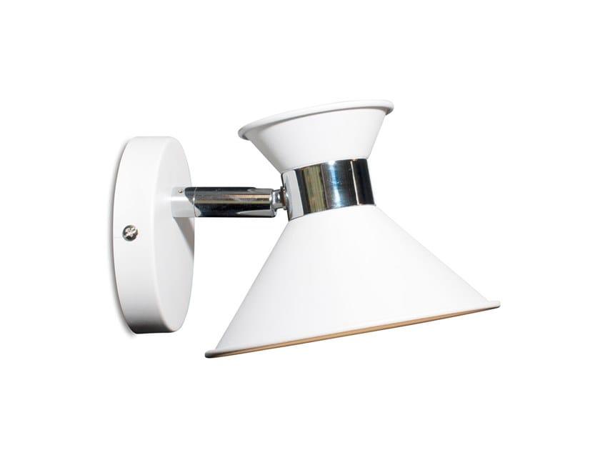Wall lamp CHANNEL WALL LIGHT by Valaisin Grönlund