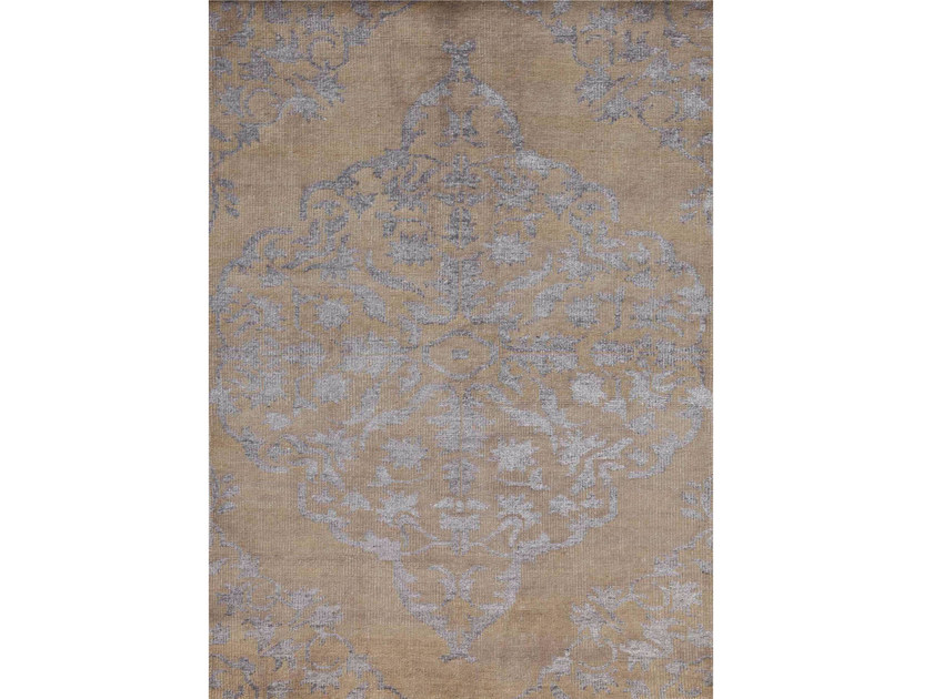 Handmade rug CHANTILLY PX-2139 Warm Tan/Warm Tan by Jaipur Rugs