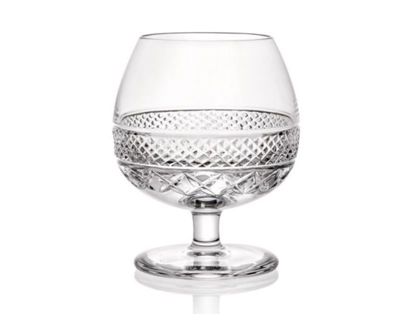 Crystal cognac glass CHARLES IV COGNAC   Glass by Rückl