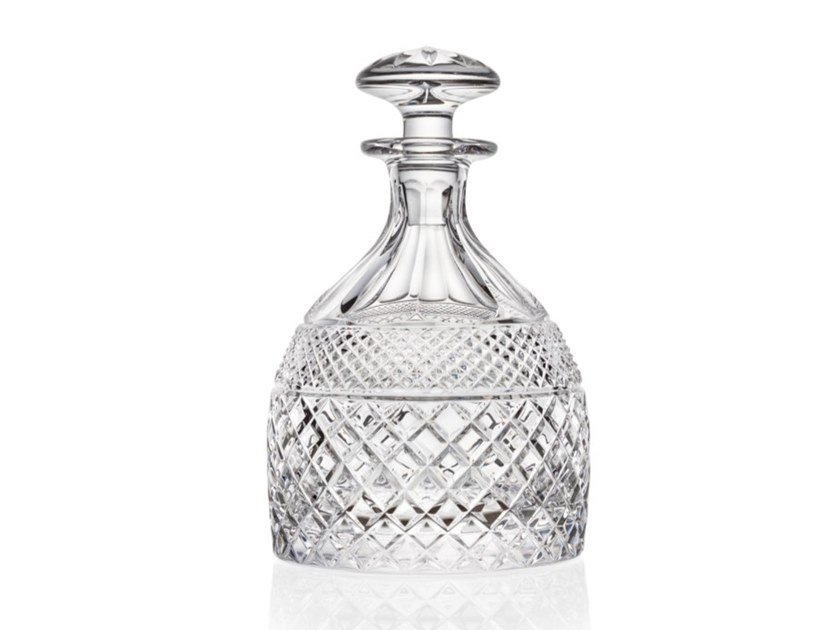 Crystal decanter CHARLES IV | Crystal decanter by Rückl