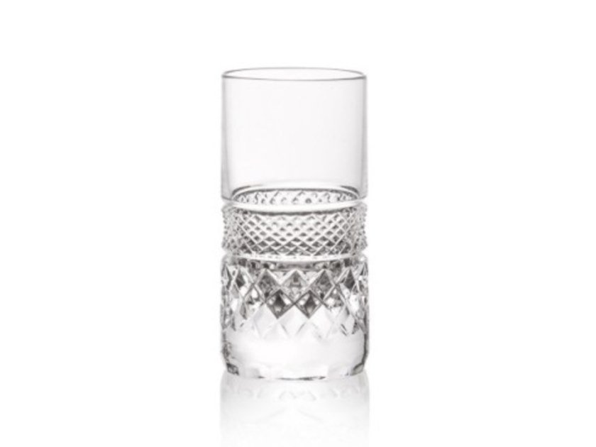 Vodka shot crystal glass CHARLES IV SHOT | Crystal glass by Rückl