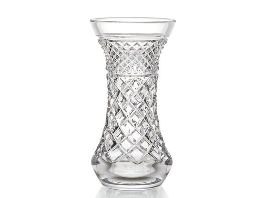 Crystal vase CHARLES IV | Crystal vase by Rückl
