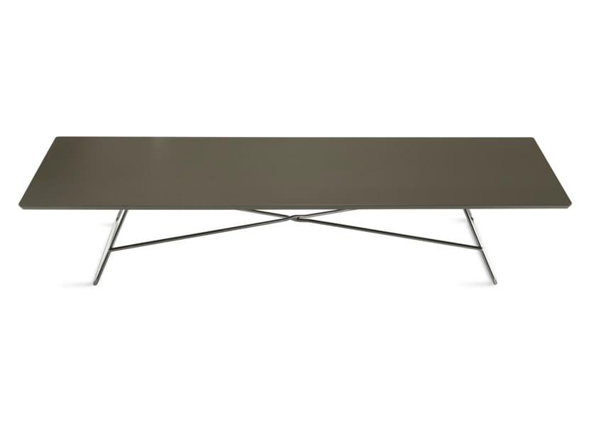 CHARLESTON | Rectangular coffee table