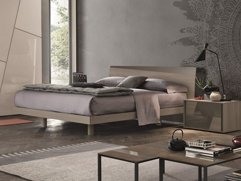 Ash bed double bed CHARLIE | Ash bed by Gruppo Tomasella
