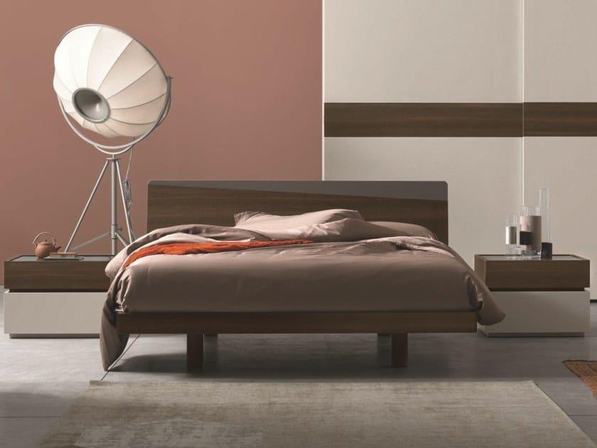 CHARLIE | Bett aus Eichenholz By Gruppo Tomasella