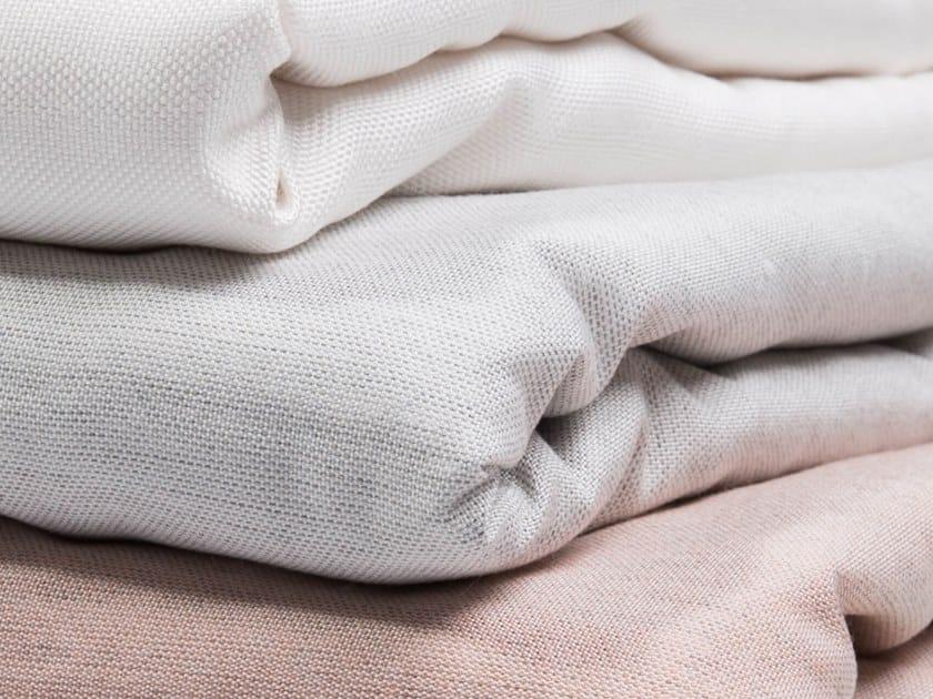 Fabric lap robe / bath Towel CHARLIZE by MR BLUE SKY