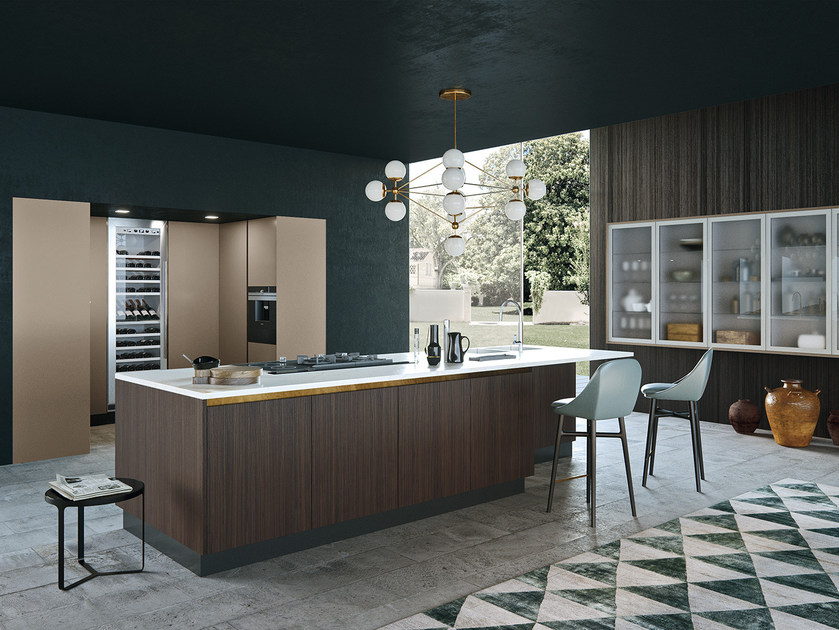 CHARME 37 | Cucina in nobilitato By Febal Casa design ...