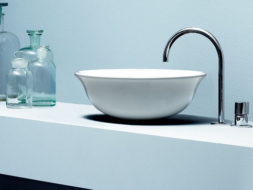 Countertop round washbasin CHARME | Countertop washbasin by AZZURRA sanitari