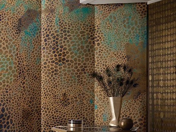 Carta Da Parati Animalier.Carta Da Parati Animalier Cheetah Collezione Contemporary Wallpaper
