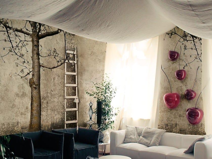 CHERRY | Wallpaper Wall Collection By Adriani e Rossi edizioni