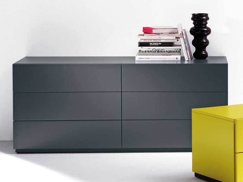 Wooden chest of drawers HARU   Chest of drawers by EmmeBi